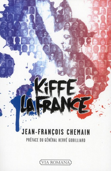 KIFFE LA FRANCE J-F CHEMAIN VIA ROMANA